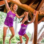 Girls get movin' at the ivivva Coast to Coast Summer Festival
