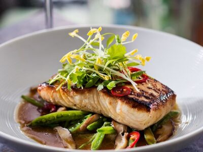 There's Something For Everyone at Eddie V's Prime Seafood!